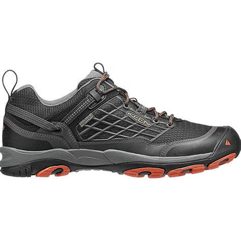 keen mens shoes keen saltzman wp hiking shoe s backcountry