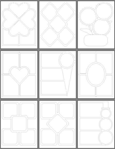 large puzzle piece template   clip art