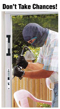 SafeSlider   Best sliding door locks   Child proof locks