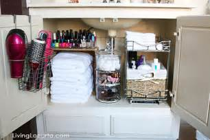 bathroom cabinet organization ideas 20 home organization ideas makeovers for house
