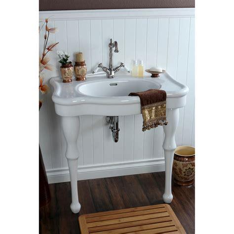 Pedestal For Sink by Vintage 32 Inch For Single Wall Mount Pedestal