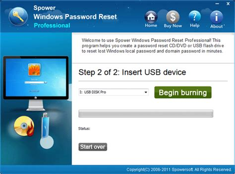 reset password windows xp via usb password reset boot disk windows xp