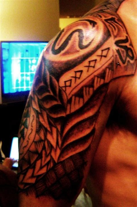 25 filipino tattoos on half sleeve