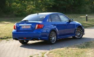 2011 Subaru Impreza Wrx Sti Car And Driver