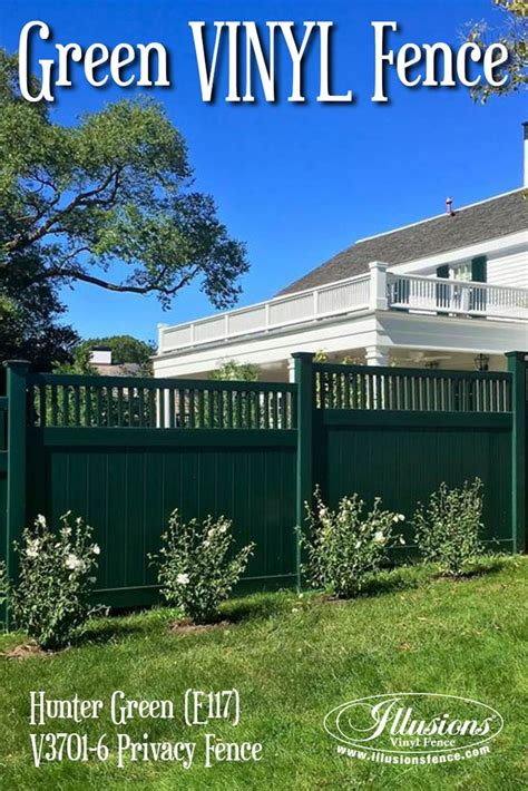 Where Can I Find Looking For Landscape Architecture Where Can I Find A Green Pvc Vinyl Fence