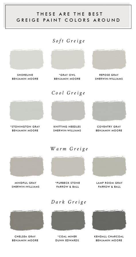 greige paint colors  greige