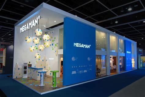 hong kong lighting fair megaman booth by uniplan hk at hk lighting fair 2014 hong