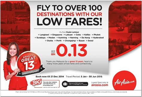airasia promo airasia promotions cheap ticket zero fare