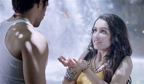 love film video hd sidharth malhotra shraddha kapoor love movie hd wallpaper