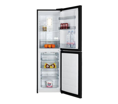Daewoo Free Fridge Freezer Buy Daewoo Dff470sb 50 50 Fridge Freezer Black Free