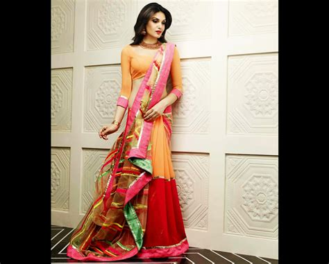 fish style saree draping 6 ways to drape the fishcut style the royale