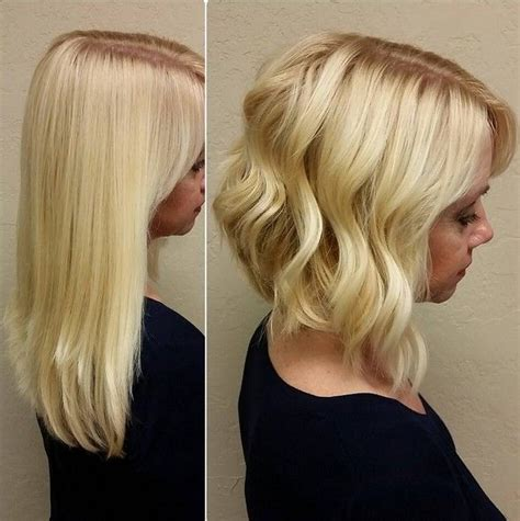 shoulder length angled bob 25 best blonde angled bob ideas on pinterest stacked