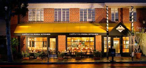 the california pizza kitchen location in