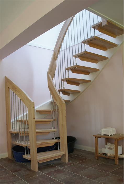 wooden staircases contemporary wooden staircase west grinstead