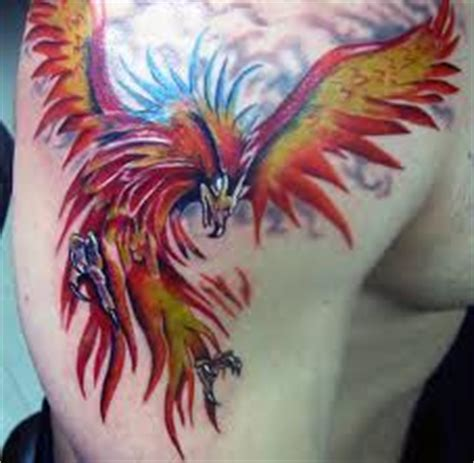 phoenix tattoo background phoenix birds images phoenix tattoo wallpaper and