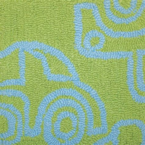 blue and green rug on sale transport rug in ozone blue and lotus green