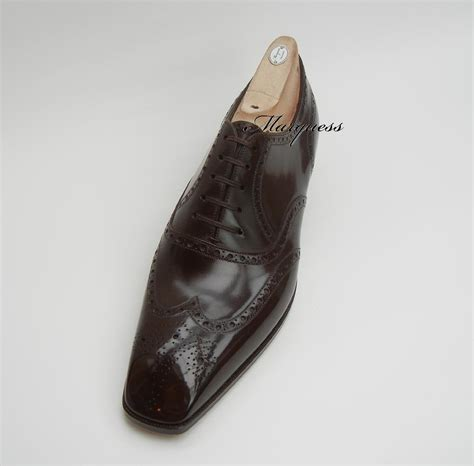 the shoe the shoe aristocat the marquess brogue in brown