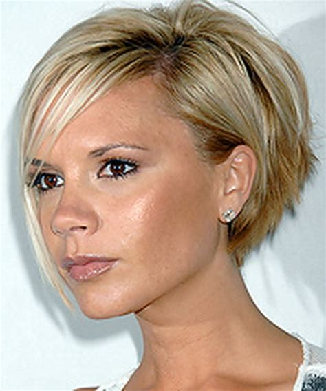 victoria beckham short hairstyles back and front victoria beckham short haircut