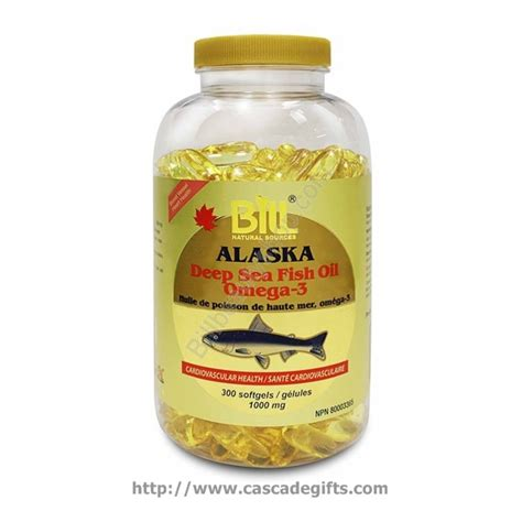 Alaska Sea Fish Omega 1000 Mg buy 6 get 1 free promotion alaska sea fish omega 3 1000 mg 300 softgels