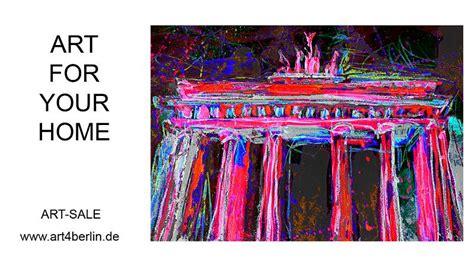 Kunst Kaufen Bilder by Webshop Art4berlin Kunstgalerie Onlineshop