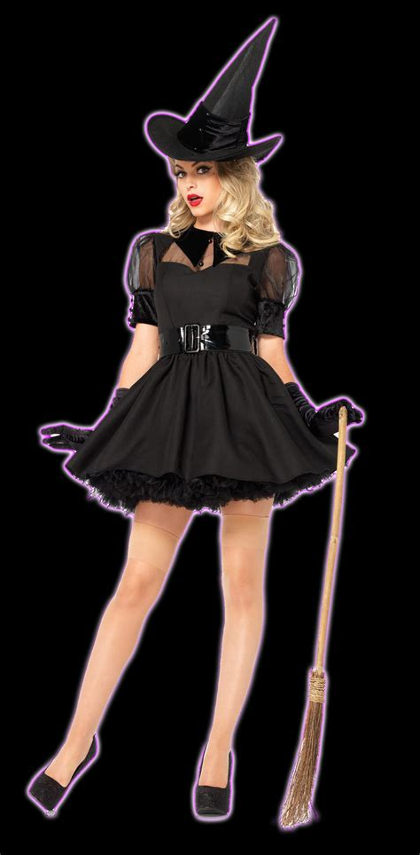 adult bewitching witch costume  perfect