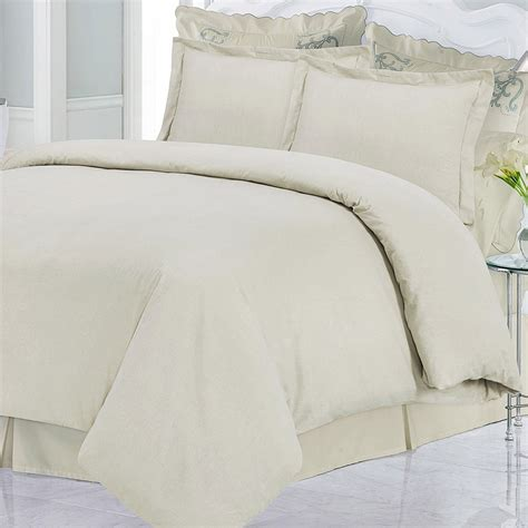 flannel comforter king azores home solid heavyweight flannel duvet set king