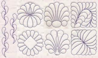 14 embroidery free machine quilting designs images free