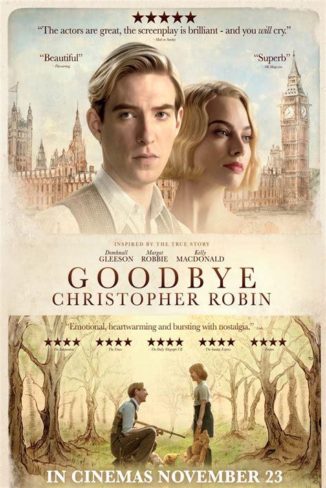 goodbye christopher robin goodbye christopher robin sydney outdoor cinema