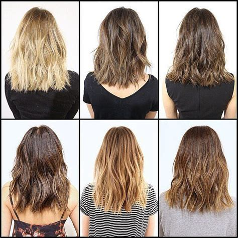 textured vs layered hair best 25 medium choppy haircuts ideas on pinterest