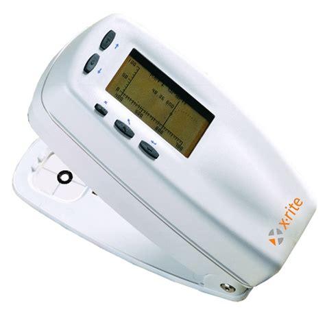 color spectrometer x rite 530 full spectral spectrodensitometer media one