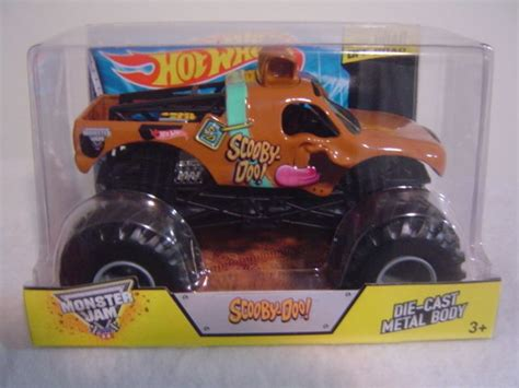 scooby doo monster jam truck toy monster jam scooby doo bing images