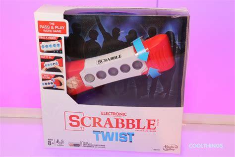 scrabble twist electronic scrabble twist