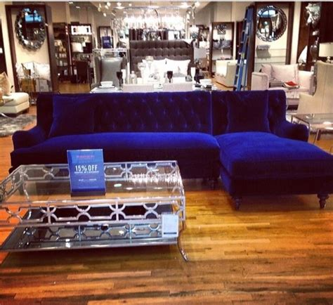 blue suede sleeper sofa this is the color so vibrant den front flex room