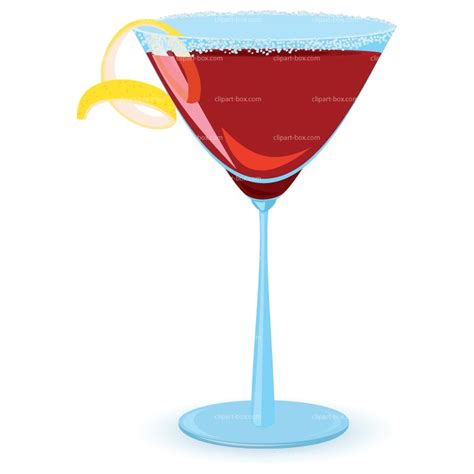 cocktail clipart beverage clipart coctail pencil and in color beverage