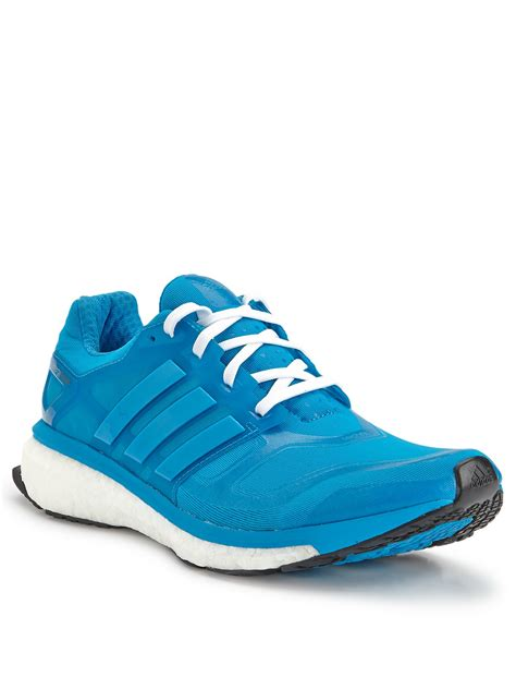 adidas boost men adidas energy boost 2 m mens trainers in blue for men
