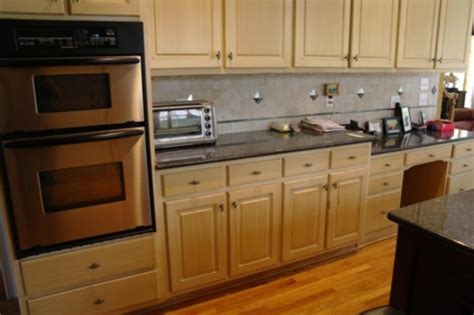 kitchen tile backsplash ideas  oak cabinets wow blog