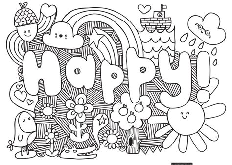 coloring pages of cool patterns coloring pages cool coloring pages for older kids
