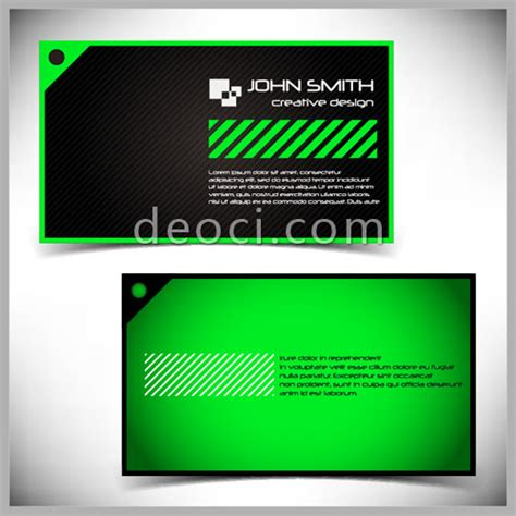 illustrator business card template business card design template illustrator