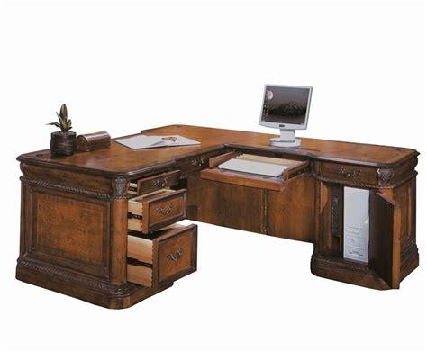 aspen home l shaped desk aspenhome napa traditional l shape desk with ash