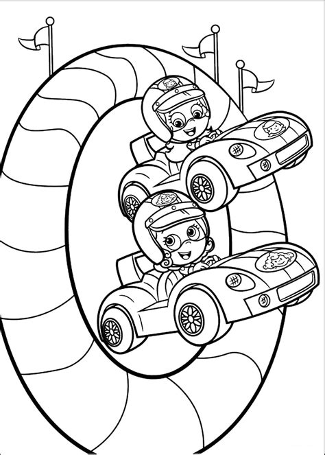 colouring in pages to print bubble guppies coloring pages best coloring pages for kids