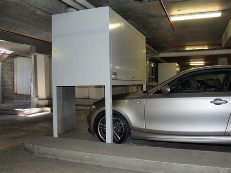 Garage Storage Car Car Bonnet Storage Space Commander