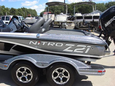 used nitro z21 bass boats for sale nitro z21 bass boats new in warsaw mo us boattest