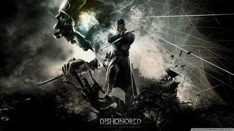 wallpaper 1366x768 hd video game download dishonored video game wallpaper 1920x1080