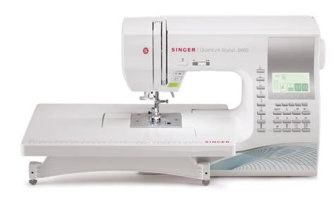 Brother PC 420 vs Singer 9960 Sewing Machine ? Comparison