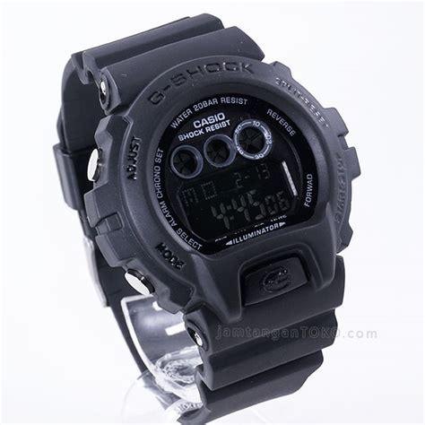 Jam Tangan Pria Dw Ab1272 Silver Plat Black T1310 gambar kelengkapan pembelian g shock dw 6900 all black