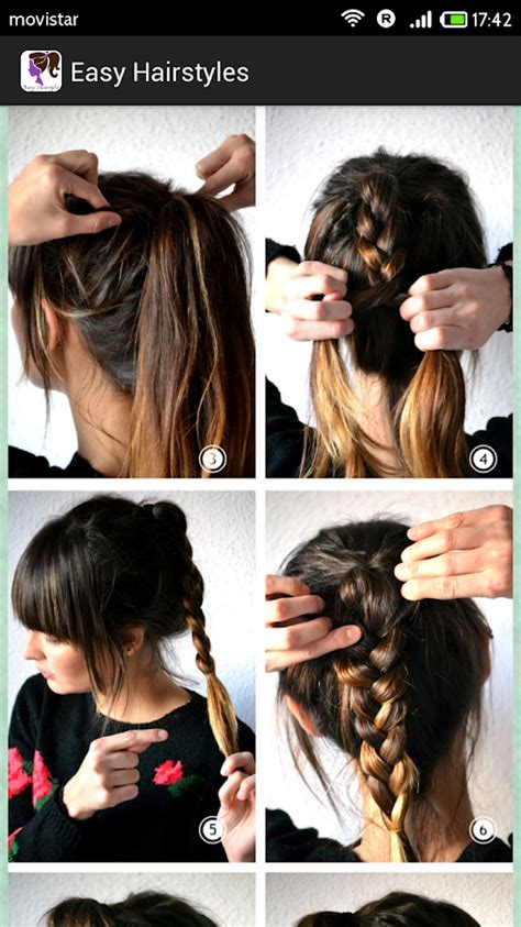 indian hairstyles demo easy hairstyles step by step android apps on google play