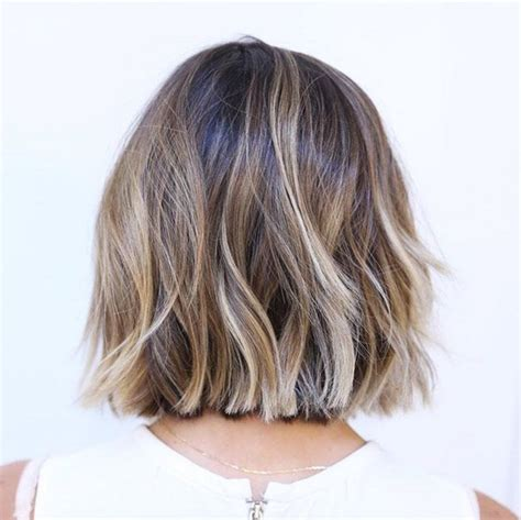 front and back view of blunt hairstyles zero degree medium layered bob back view hair styles short hairstyle