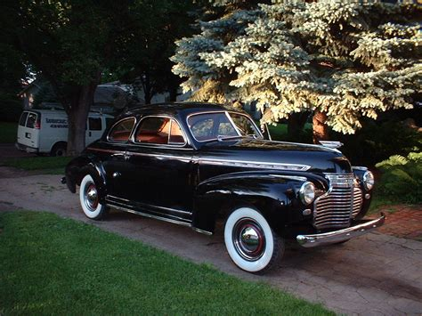 special deluxe 1941 chevrolet special deluxe information and photos momentcar