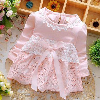 Dress Ribbon Onde Minie Kid shop crochet baby dresses on wanelo