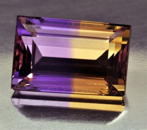 Yellow Purple Ametrine Code 213b by Ametrine Gemipedia A To Z Mayer Watt